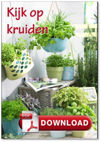"""Download eBook """"Kijk op Kruiden"""""""