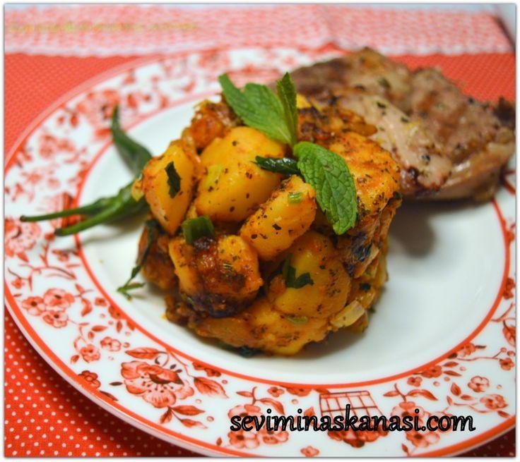 Patates Kavurma Tarifi - Powered by @ultimaterecipe