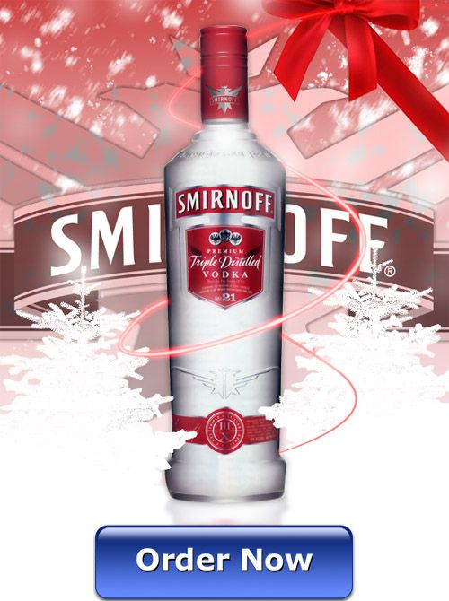 Smirnoff vodka price and Flavors | Vodka Recipes and Prices