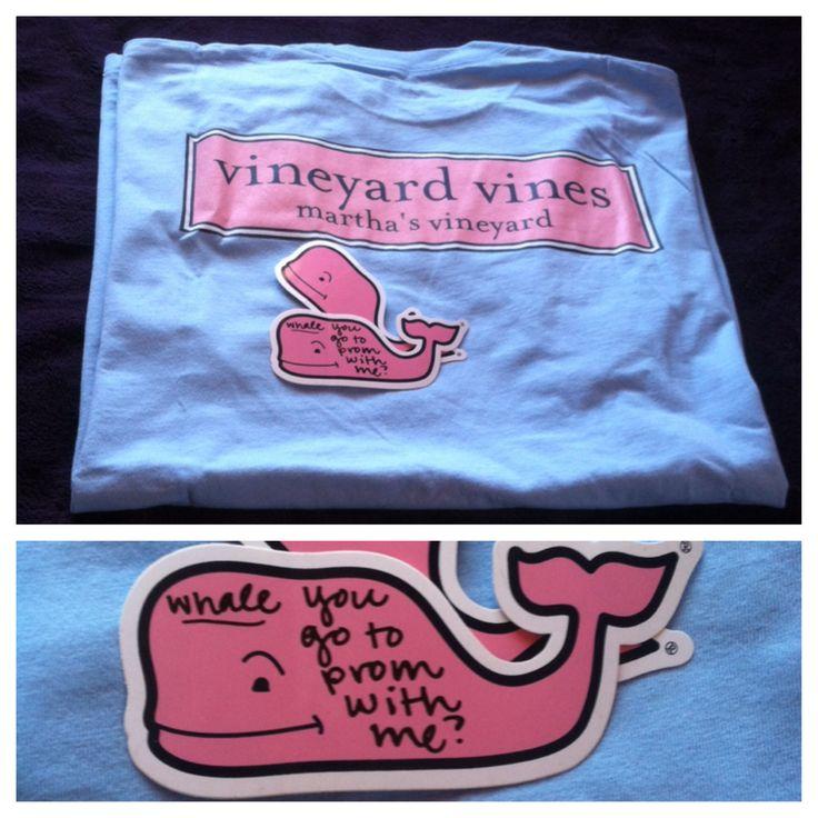 Cute Vineyard Vines Promposal #prom #preppy #promposal by Samantha Tiffany on samthropologist blog
