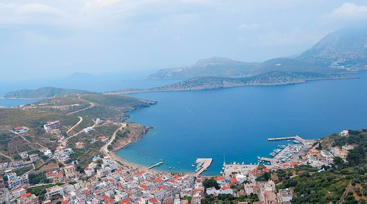 Phournoi Islands, Greece