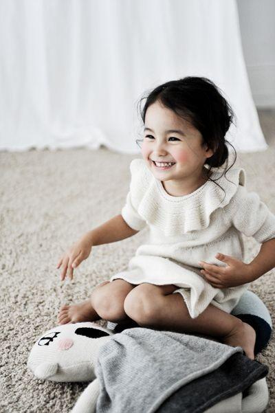 @koriyeung we totally stalk this little half Asian girl! She's adorable!!
