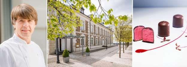 30. Vendôme in Bergisch Gladbach, Duitsland Chefkok: Joachim Wissler Soort keuken: Modern Duits Signatuurgerecht: Speenvarken, stoofpotje met bonen, gegrilde groene bananen, curry en macadamianoten