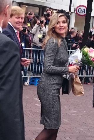 Koningspaar bezoekt Mijnstreek in Limburg | ModekoninginMaxima.nl donderdag 8…