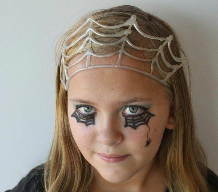 Maquillage Enfant Halloween Simple