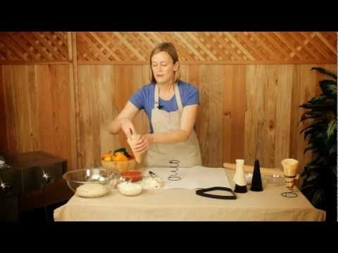 i would make a few layers of meat sauce and cheese in the cone; instead of they way she did it on this video.....pizzacraft: Pizza Cones - YouTube