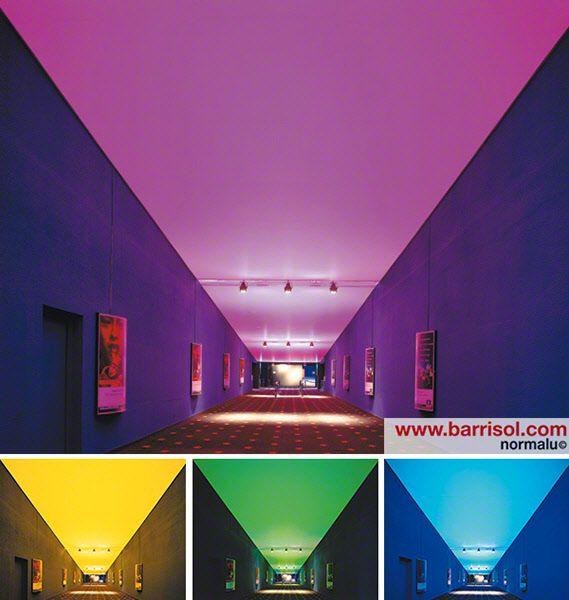 Barrisol Lumière Color (Colored Light)
