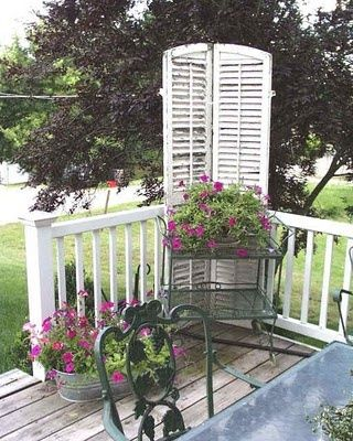 1000+ images about porch on Pinterest | Porch Privacy, Porches and ...