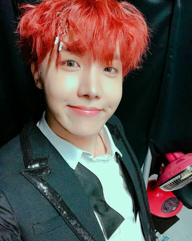 J Hope Hes Our Christmas Angel