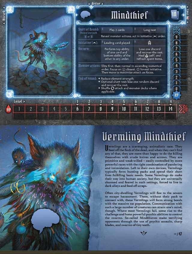 Gloomhaven Summoner Guide : gloomhaven, summoner, guide, Doomstalker, Gloomhaven, Painted