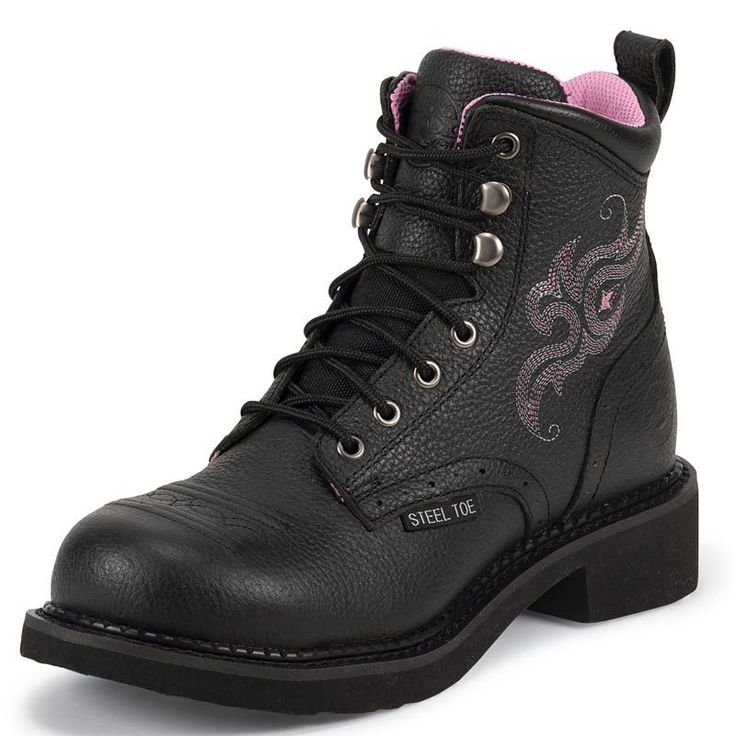 1000  ideas about Steel Toe Work Boots on Pinterest | Steel toe ...