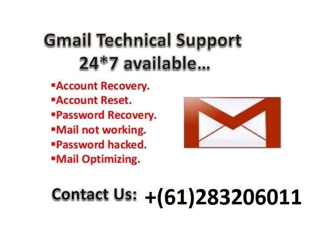 To get Instant Support For recovering your Gmail Account, Contact Gmail Support Number +(61)283206011 or visit us http://gmailsupportnumberaustralia.com.au/gmail-account-recovery.html
