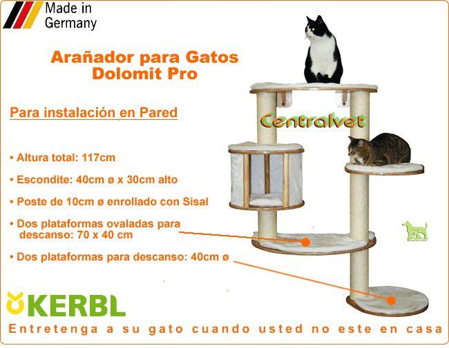 arbol de gato dolomit pro kerbl http://www.centralvetchile.cl/tienda/catalog/product_info.php?products_id=1955