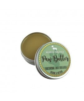 Heads Up For Tails Organic Paw Butter For Dogs