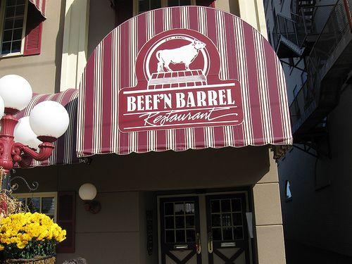 "Beef'n Barrel.  Favorite restaurant in Western New York!! ""Honey, take me there""!!"