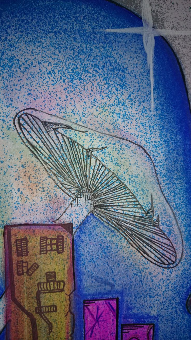 **Paradise - piece of artwork** Vol. l --- by Alexandra Blon/Squeechy Beckenheim