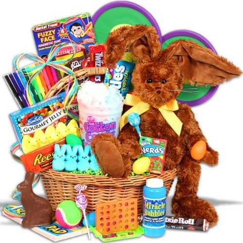 242 best easter images on pinterest happy easter ultimate easter gift basket by gourmetgiftbaskets httpamazon negle