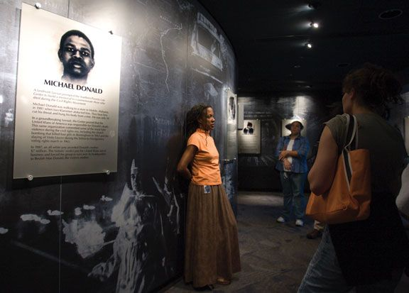 michael donald was the last reported African-American ...
