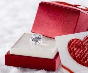 Szczęśliwe małżeństwo rocznica diament prezent