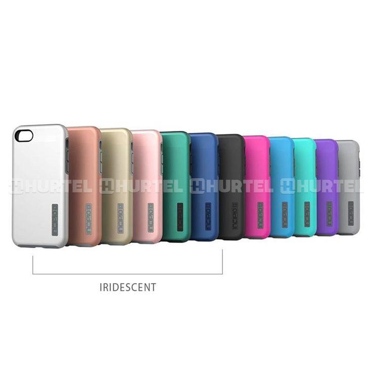 Incipio DualPro - Etui iPhone 7 Plus / iPhone 6s Plus / iPhone 6 Plus (Iridescent Rose Gold/Gray)
