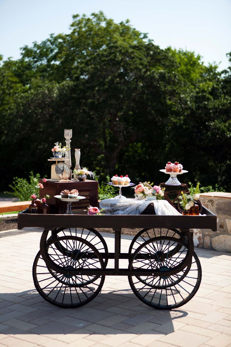 Wagon Cart Buffet ~ Best history of the wagon wheel images on pinterest