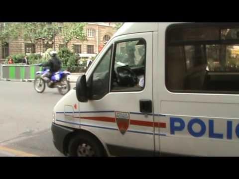 Policeman in Paris