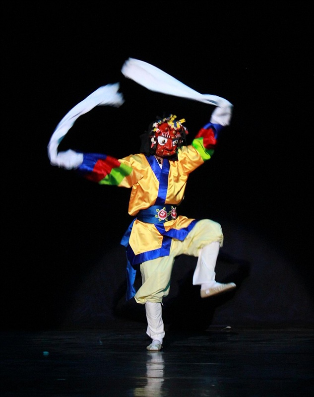 Bongsan Talchum, Korean Mask dancing