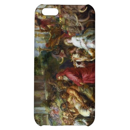 SOLD! - Triumphs of Caesar Peter Paul Rubens painting Case For iPhone 5C