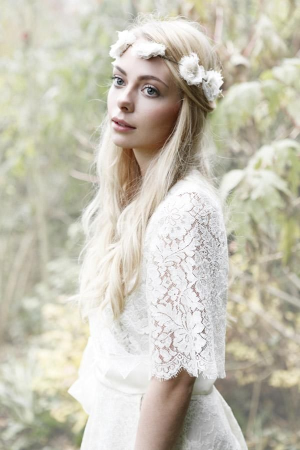 Introducing The Beautiful Bohemian Inspired Uk Bridal Label Minna