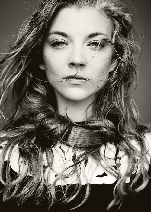 Natalie Dormer by Nathaniel Goldburg. I LOVE her portrayal of Margaery Tyrell. I NEED to see her in other stuff.