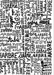 A4 mots ARBRE                                                                                                                                                                                 Plus