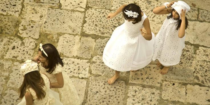 Anna Meglio SS 2013 #Cerimonia #Comunione #Accessori #Bambina