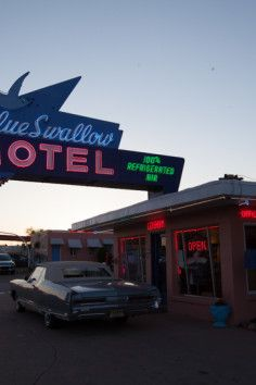 So great! This motel looks completely iconic. Blue Swallow Motel, Serving travelers since 1939 in Tucumcari http://www.wanderu.com