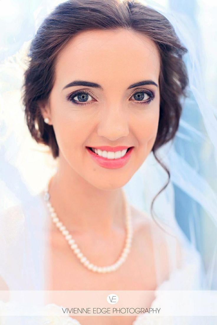 Bridal photo vale natural beauty shot