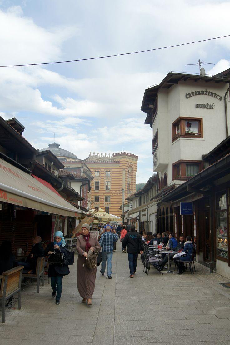 https://flic.kr/p/GFGWiC | Sarajevo - Bosnia and Herzegovina