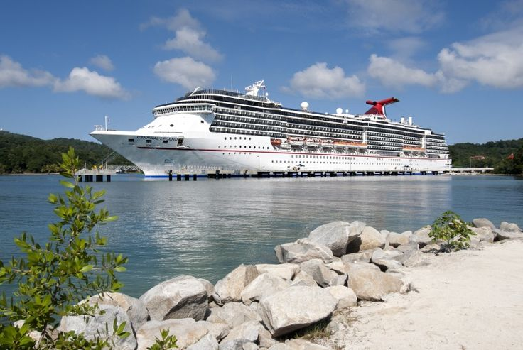 South Pacific Cruise - Carnival Legend