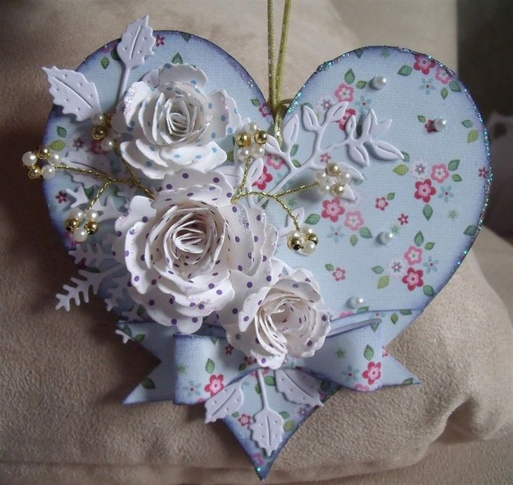 mariecurie fundraising.MDF hearts... | docrafts.com