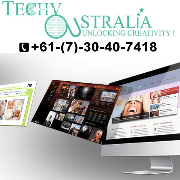E-commerce wordpress websites Techy Australia +61-(7)-30-40-7418
