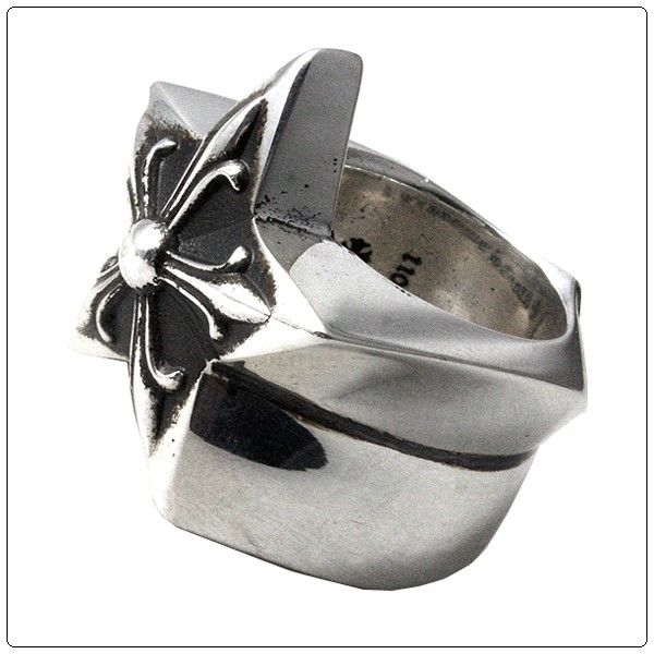 CHROME HEARTS/RING STAR LARGE - Chrome Hearts Ring - Chrome Hearts Jewelry