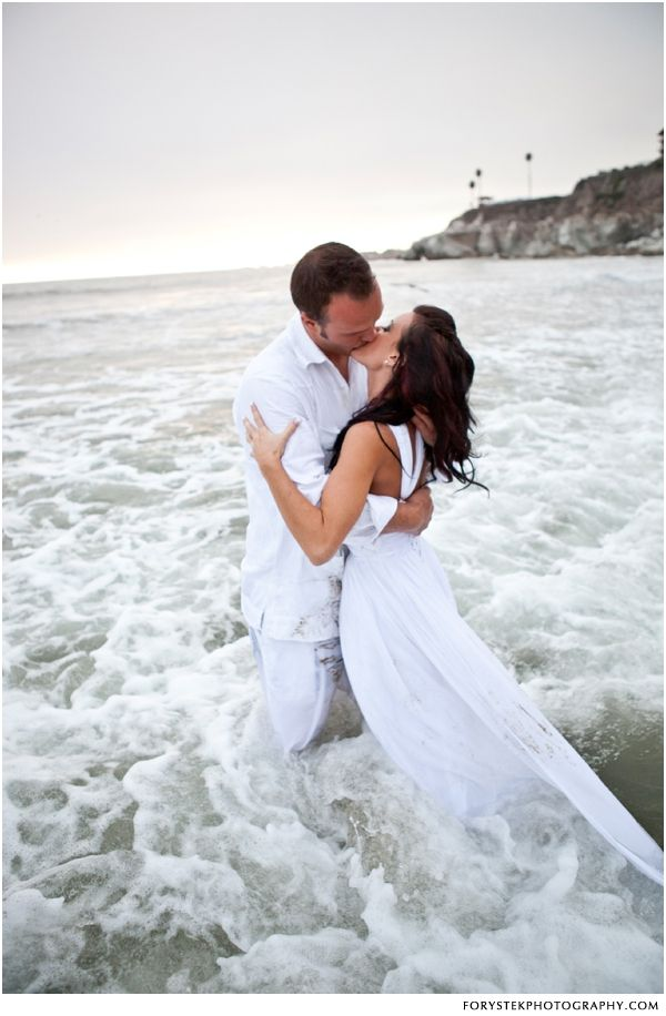 A Pismo Beach California Wedding By Forystek Photography