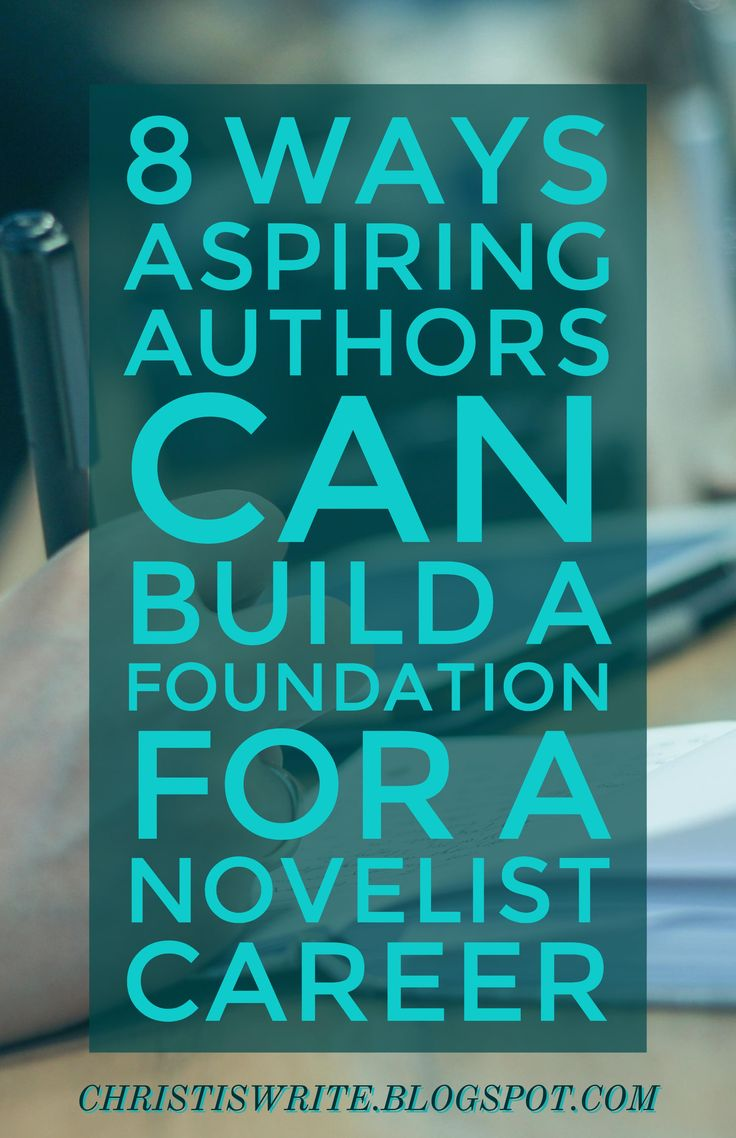 8 Ways Aspiring Authors Can Build a Foundation for a Novelist Career #writing @tessaemilyhall http://bit.ly/2qpUfkB #nanowrimo #writingtips #writingadvice #amblogging #author #novelist
