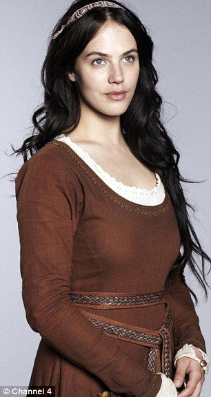 Jessica Brown Findlay stars in the TV mini series based on the book Labyrinth