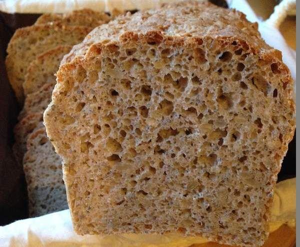 Rezept Chia-Quinoa-Dinkelbrot von Milkalinchen - Rezept der Kategorie Brot & Brötchen