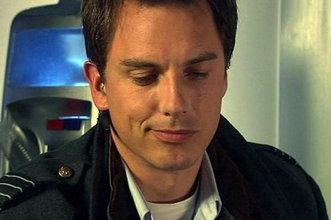 Captain Jack Harkness.  (Also, I nearly died yesterday when I learned that John Barrowman is the narrator for Bizarre ER.)