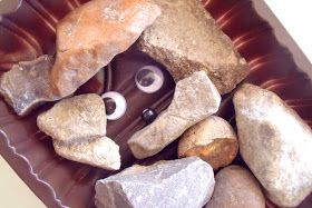Creative sensory playtime inspired by Michael Rosen's 'We're going on a bear hunt' for preschoolers and toddlers