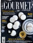 The Australian Gourmet Traveller - August 2013 highlights a fantastic story on Whare Kea Lodge's executive chef, James Stapley, creating a superb dinner at the Myer family's historic home, Cranlana, in Melbourne.