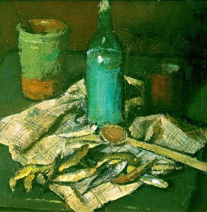 Corneliu Baba - still life
