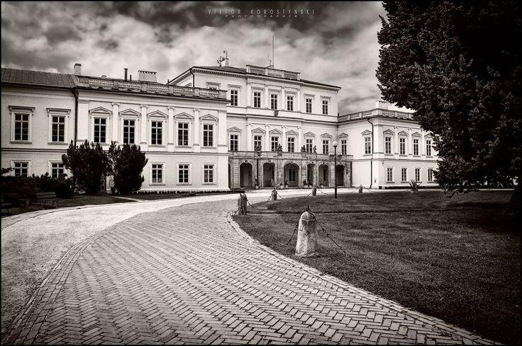 Czartoryski Palace in Pulawy. by Viktor Korostynski on 500px