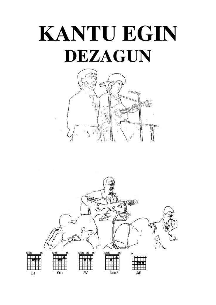 Kantuak Kitarraz Guitarras Musica Y Libros