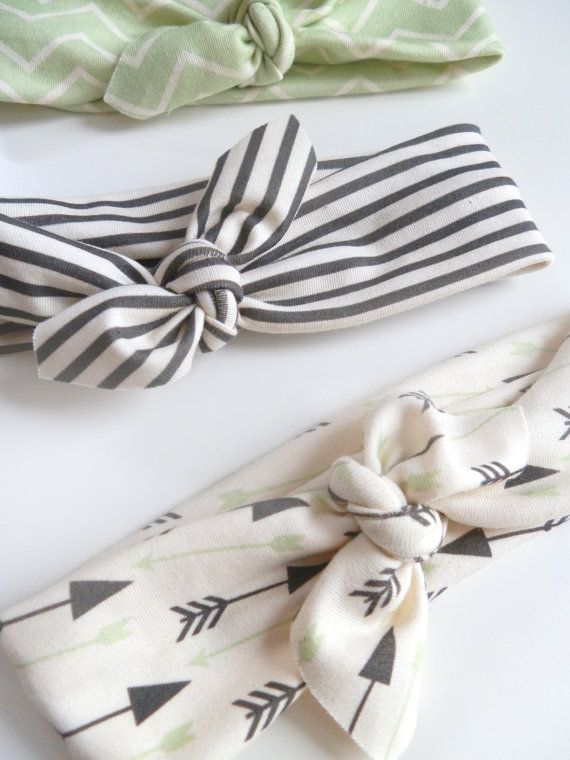 Little Hip Squeaks Headbands The Dani by littlehipsqueaks on Etsy- LOVE THESE!
